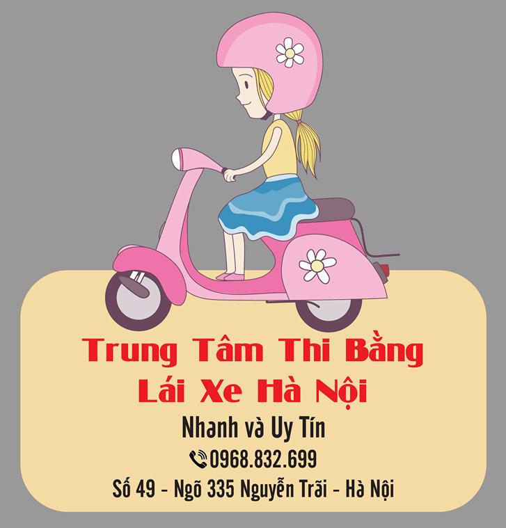 Thi bằng lái xe tại Hà Nội