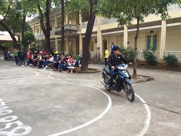 thi bằng lái xe máy tại quận Bắc Từ Liêm 1