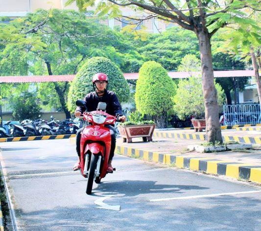 Trung tâm thi bằng lái xe máy quận Đống Đa Hà Nội