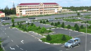 Nộp hồ sơ tại Trung tâm thi bằng lái xe Hà Nội